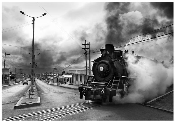 Ecuador. The Union train runs from Quito at 3609 meters altitude to Guayaquil on the Pacific.