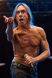 Iggy Pop & The Stooges - Suikerrock 2011