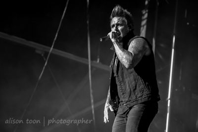 Papa Roach, Aftershock 2013