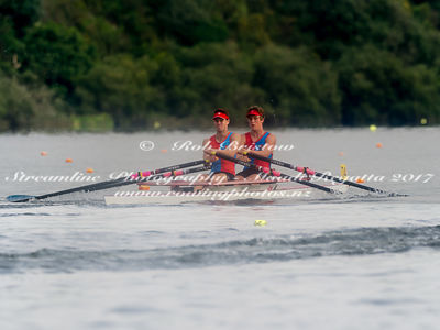 Taken during the NZSSRC - Maadi Cup 2017, Lake Karapiro, Cambridge, New Zealand; ©  Rob Bristow; Frame 2014 - Taken on: Satur...
