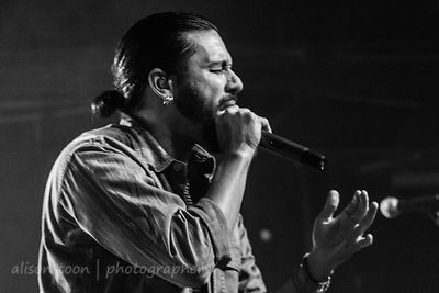 Leigh Kakaty, vocals, Pop Evil