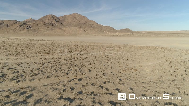 Soggy Dry Lake Used as a Off Road Park. Lucerne California