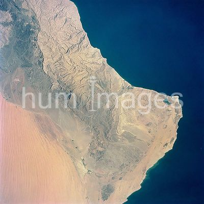 (3-7 June 1965) --- Among the photographs of Earth's terrain taken from the Gemini-4 spacecraft during its orbital mission wa...