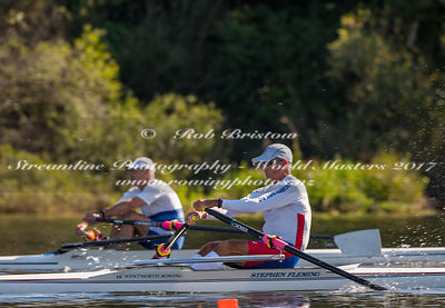 Taken during the World Masters Games - Rowing, Lake Karapiro, Cambridge, New Zealand; Tuesday April 25, 2017:   5148 -- 20170...
