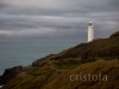 Trevose Head Lighthouse by Constantine Bay