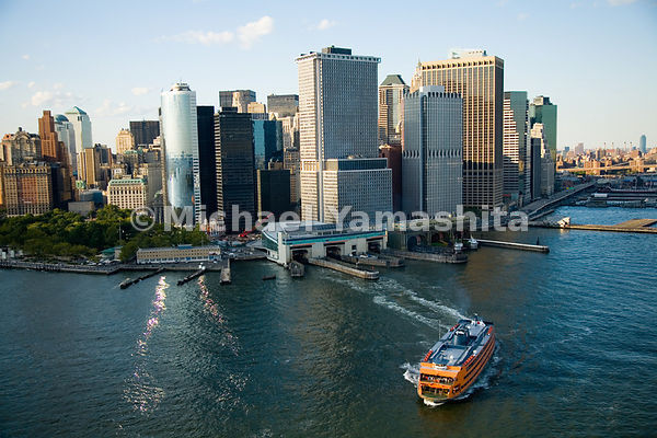The ferry at the southern tip of the island is free of charge and has carried commuters to and from Manhattan and Staten Isla...