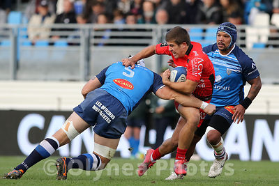 Rugby TOP 14 Castres / Toulon