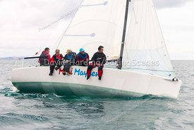 Mini Mayhem, GBR9063T, Melges 24, Weymouth Regatta 2018, 20180908964.