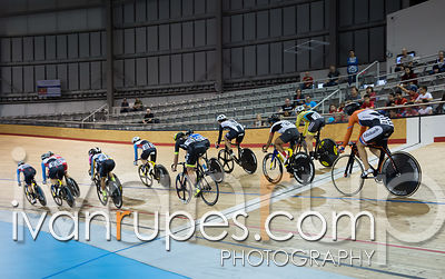 Women Elimination Race. Milton International Challenge, Mattamy National Cycling Centre, Milton, On, September 29, 2016