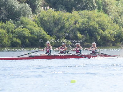 Taken during the World Masters Games - Rowing, Lake Karapiro, Cambridge, New Zealand; ©  Rob Bristow; Frame 446 - Taken on: T...