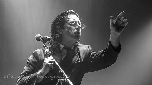 Mr. H., vocals, Marillion, PZ 2015, Sunday