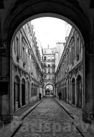 Passage du Désir Paris 10th