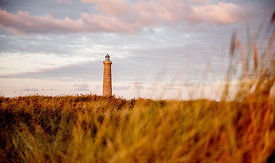 Lighthouse and sunset 5