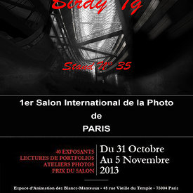 Birdy Tg selected for the 1st International Photography Art Fair of PARIS!