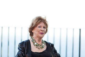 Edna O'Brien at Le Conversazioni