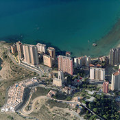 Benidorm Cliffs