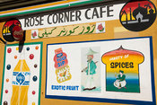 Rose Corner Cafe, Bo-Kaap, Cape Town, South Africa