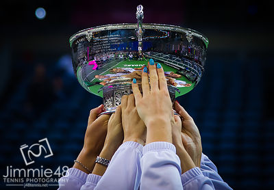 Fed Cup Final 2018 photos