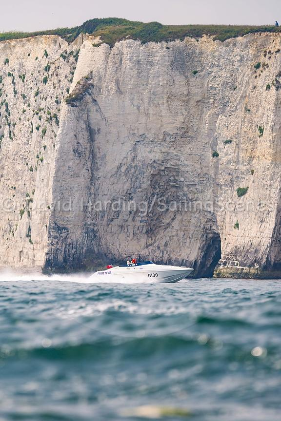 Fugitive, G130, Fortitudo Poole Bay 100 Offshore Powerboat Race, June 2018, 20180610119
