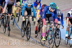 U17 Men Points Race / Omni I. Eastern Track Challenge / O-Cup #3, February 10, 2019