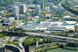 Oregon Convention Center; Portland, Oregon