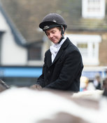 Chris Jarrom At the meet. The Cottesmore Hunt Boxing Day Meet in Oakham 26/12