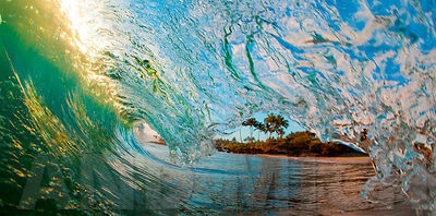 Emerald wave