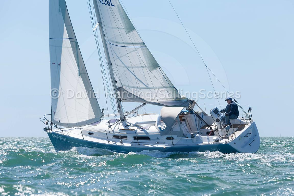 Cool Blue, GBR4236L, Hanse 315, 20160731729
