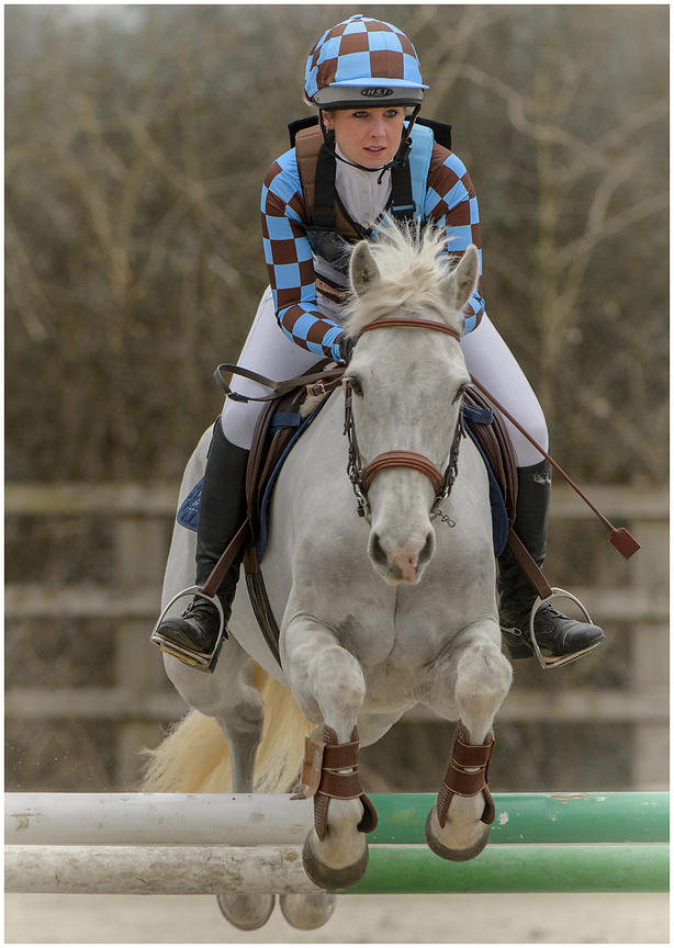 LMEQ Arena Eventing - 14th Mar 2015.
