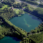 Lake by Tournai