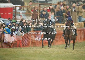 2016-03-12 CHH Parham Point to Point - Pony Race 1