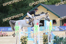 MÜLLER Kathrin (GER) and EMMELY during LAKE ARENA - Equestrian Summer Circuit I, CSI2* - Good bye comp.-145cm, 2018. 07. 08. ...