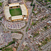 Wolverhampton aerial photos