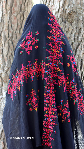 Palestinian Bedouin Dress