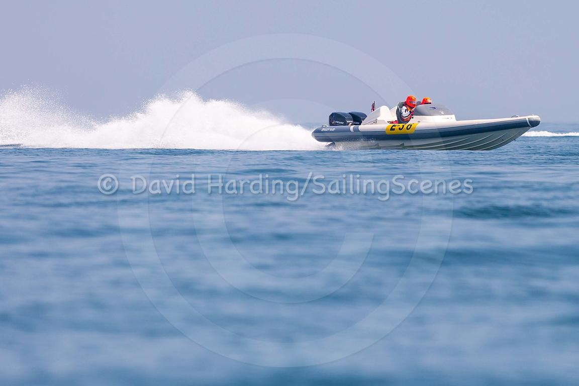 E-36, Fortitudo Poole Bay 100 Offshore Powerboat Race, June 2018, 20180610295