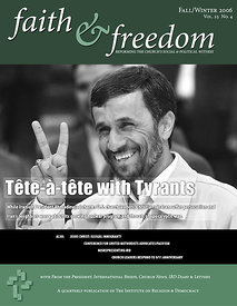 Faith and Freedom Magazine