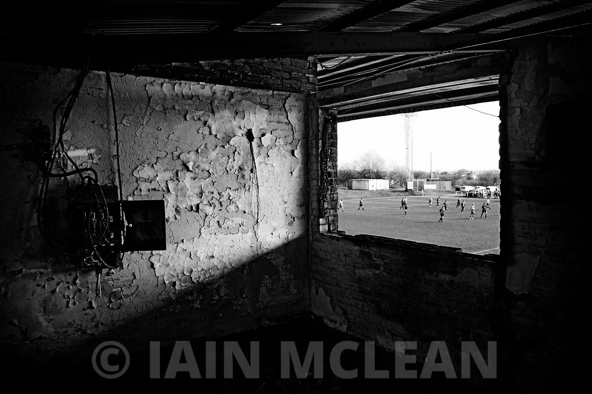Albion Rovers..Cliftonhill Stadium, Coatbridge..9.4.11.Albion 0-0 Annan..Picture Copyright:.Iain McLean,.79 Earlspark Avenue,...