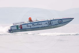 Dry Martini, B9, Fortitudo Poole Bay 100 Offshore Powerboat Race, June 2018, 20180610309