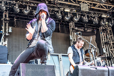 We As Human, Aftershock 2013