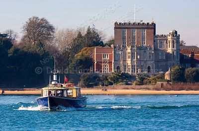 Castello and Brownsea Castle, 20190225073