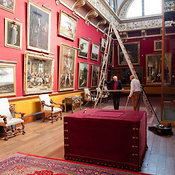 Belvoir Castle Gallery and The Duke's Room