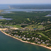 South Cape Beach And Great Neck. Mashpee