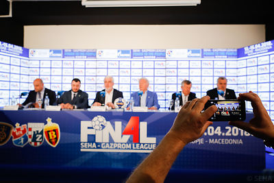 Closing press conference