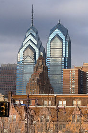 Buildings in Philadelphia, Pennsylvania