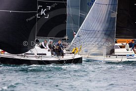 Bengal Magic, IRL725, J35, Weymouth Regatta 2018, 20180908349.