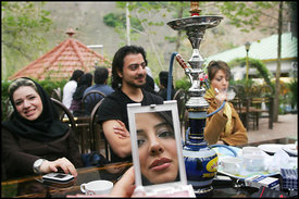 The Two Faces of the Modern Woman in Today's Iran