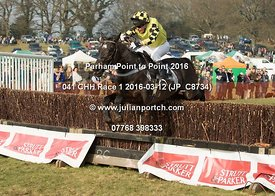 2016-03-12 CHH Parham Point to Point - Race 1