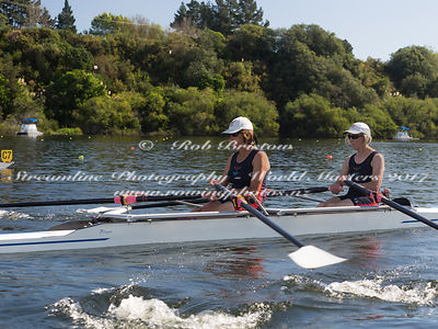 Taken during the World Masters Games - Rowing, Lake Karapiro, Cambridge, New Zealand; ©  Rob Bristow; Frame 360 - Taken on: T...