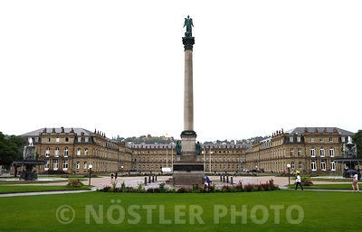 The Jubilee Column Schlossplatz