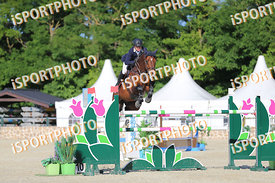 KAINZ Sascha (AUT) and CASENTO during LAKE ARENA - The Equestrian Springbreak, CSI1*, Big Tour, 140 cm, 2017 June 11 - Wiener...